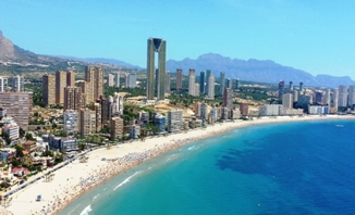 Benidorm Transfers from Alicante Airport